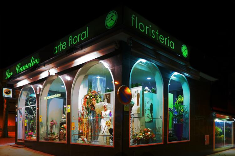 Floristería Las Camelias Arte Floral