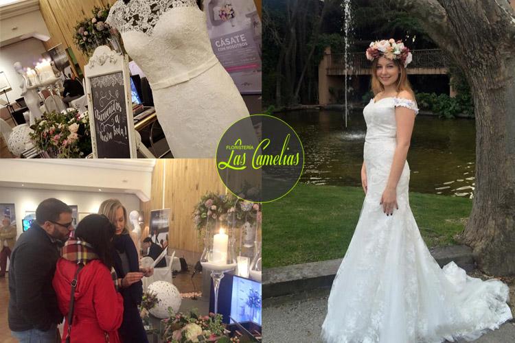Las Camelias Floristería Eventos Say Yes Alcorcón bodas novias