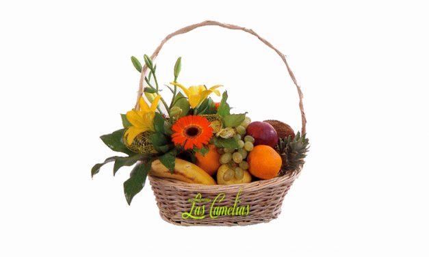 Centros y Cestas de Frutas