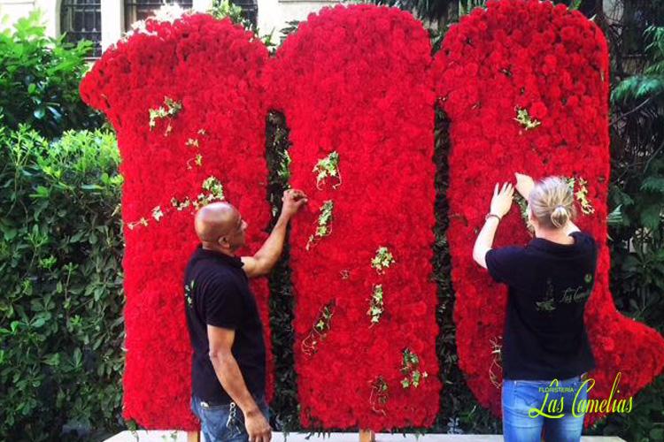 eventos decoración floral
