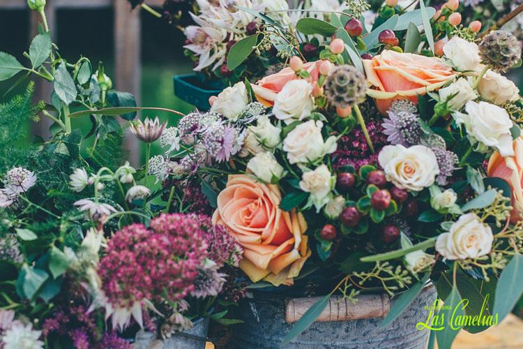 flores para el día de todos los santos madrid