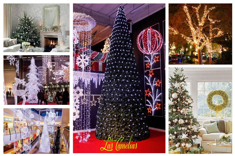 Floristería Decoración Navidad Madrid