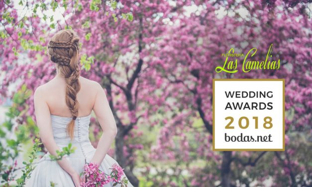 Floristería Las Camelias Weeding Awards 2018 by Bodas.net