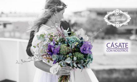 Packs florales para novias