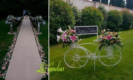 Decoración de bodas: exteriores
