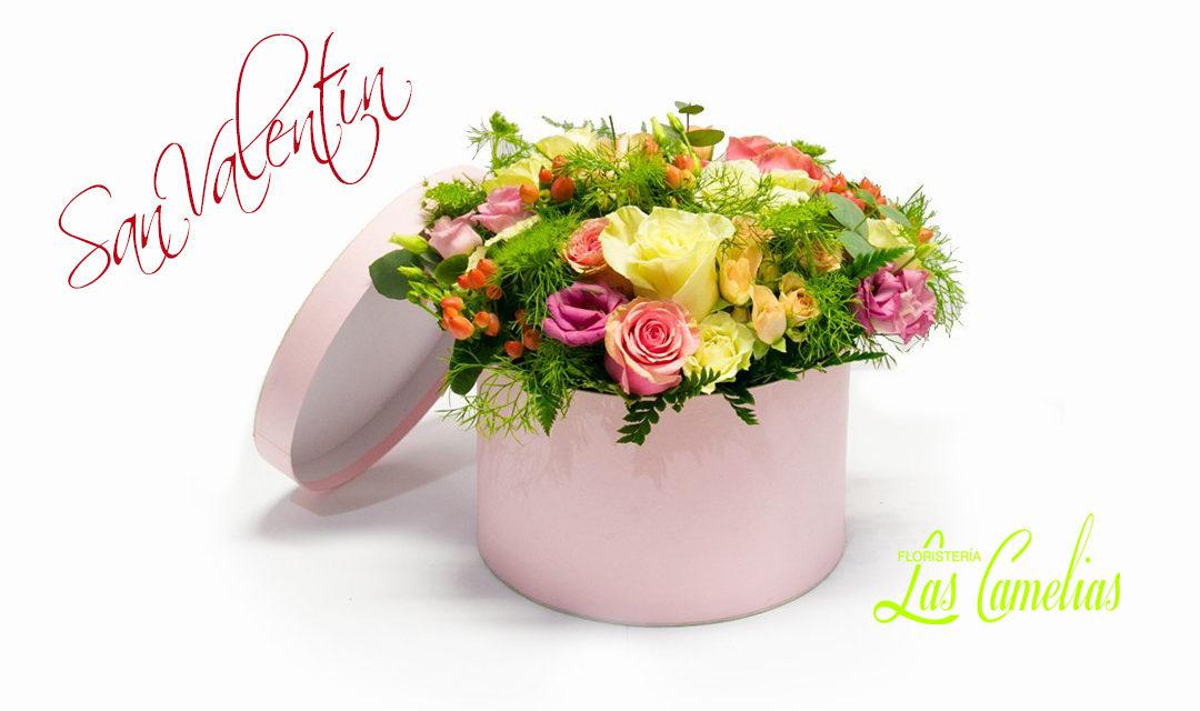 Flores por San Valentín