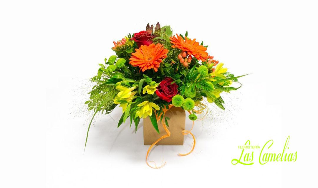 Celebra la amistad con flores