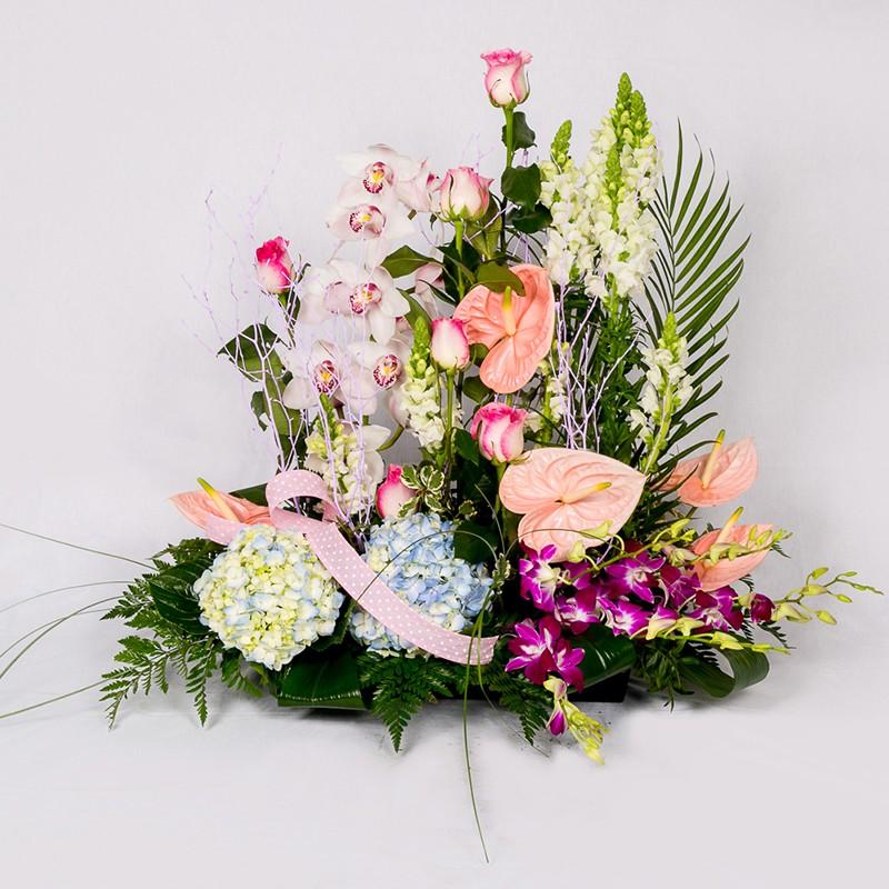 Regalar Flores el Día de la Madre
