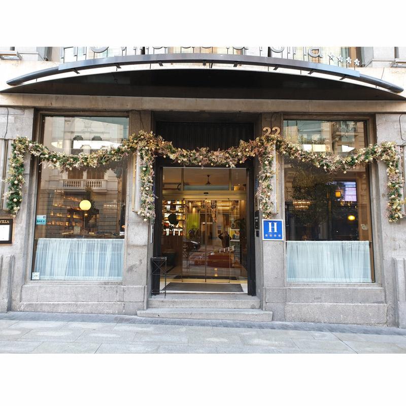 Decoración Navidad Madrid