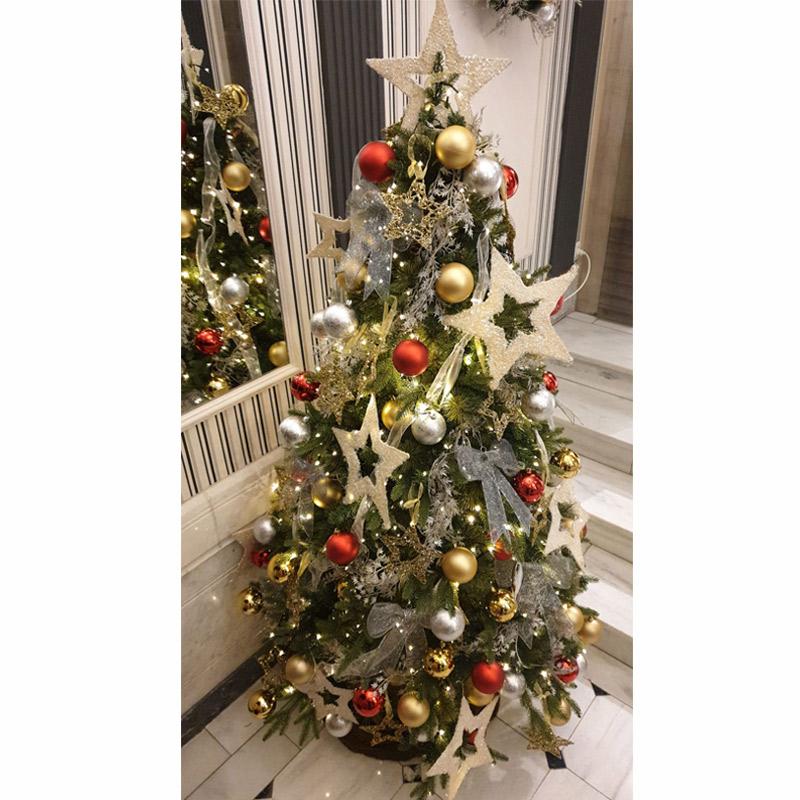 Árbol de Navidad decoraciones navideñas