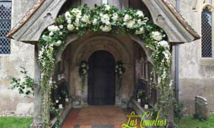 Decoración de la ceremonia de tu boda