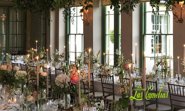 Flores y plantas para eventos