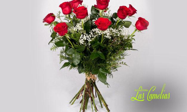En San Valentín… díselo con flores
