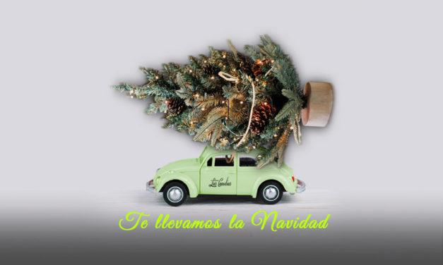 Te llevamos la Navidad