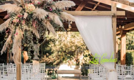 Decoración para ceremonias de boda