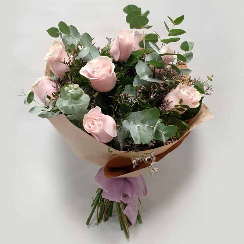 Ramo de rosas Sweet Pink