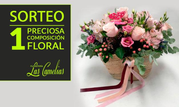 Sorteo Composición de Flores Las Camelias